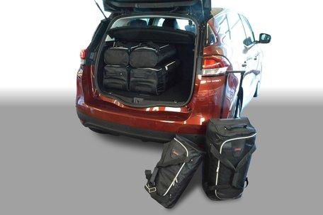 Carbags tassenset Renault Scénic IV 2016-heden