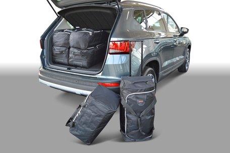 Carbags tassenset Seat Ateca 2016-heden (hoge laadvloer)