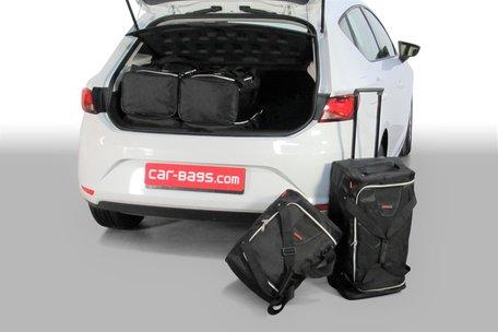 Carbags tassenset Seat Leon (5F) 2012-heden 3/5 deurs