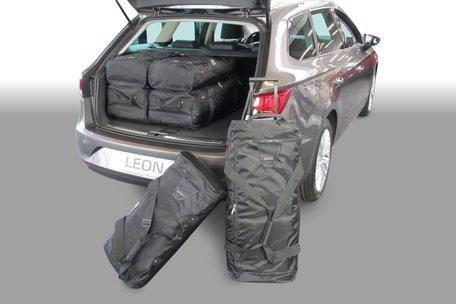 Carbags tassenset Seat Leon ST (5F) 2014-heden