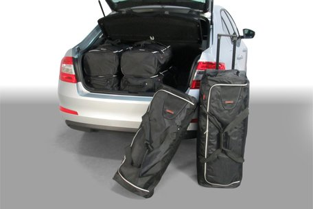 Carbags tassenset Skoda Octavia III (5E) 2013-heden 5 deurs