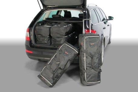 Carbags tassenset Skoda Octavia III (5E) Combi 2013-heden