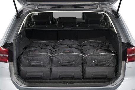 Carbags tassenset Skoda Superb I (3U) 2002-2008 5 deurs