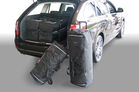 Carbags tassenset Skoda Superb II (3T) Combi 2009-2015