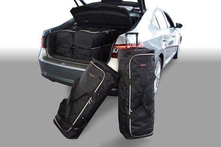 Carbags tassenset Skoda Superb III (3V) 2015-heden 5 deurs