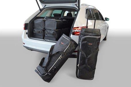 Carbags tassenset Skoda Superb III (3V) Combi 2015-heden