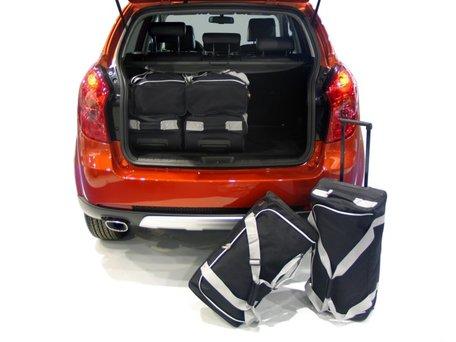 Carbags tassenset Ssangyong Korando C 2010-heden