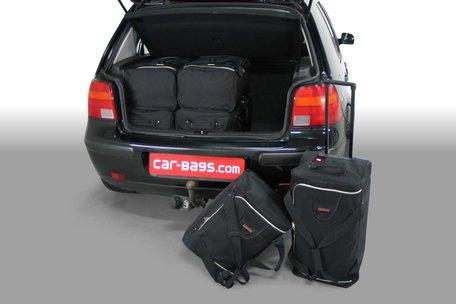 Carbags tassenset Volkswagen Golf IV (1J) 1997-2003 3/5 deurs