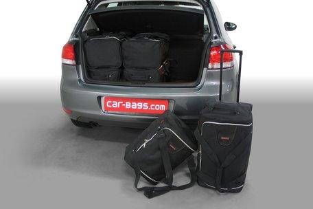 Carbags tassenset Volkswagen Golf VI (5K) 2008-2012 3/5 deurs