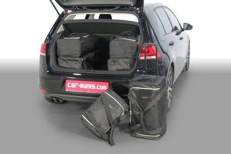 Carbags tassenset Volkswagen Golf VII (5G) 2012-heden 3/5 deurs