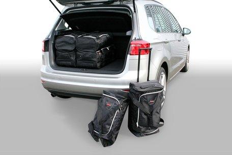 Carbags tassenset Volkswagen Golf VII (5G) Sportsvan 2014-heden