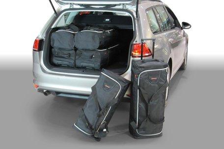 Carbags tassenset Volkswagen Golf VII (5G) Variant 2013-heden