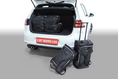 Carbags tassenset Volkswagen Golf VII GTE 2014-heden 5 deurs