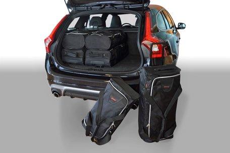 Carbags tassenset Volvo V60 2010-2018