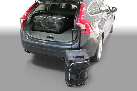 Carbags tassenset Volvo V60 Plug-In Hybrid 2012-2018