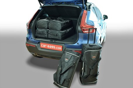 Carbags tassenset Volvo XC40 2017-heden