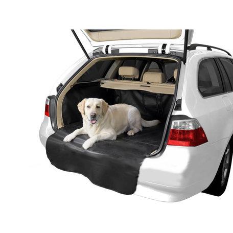 Kofferbak mat exacte pasvorm Fiat 500X (hoogste positie bodem) va. bj. 2015-
