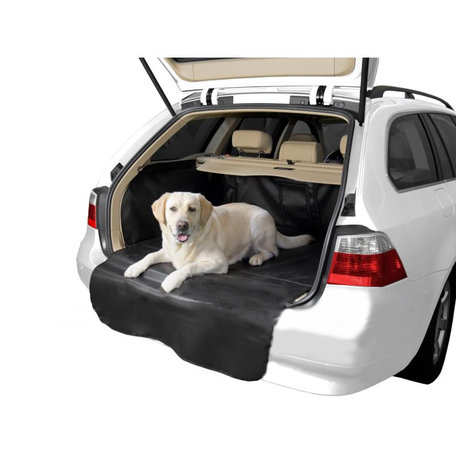 Kofferbak mat exacte pasvorm Fiat Doblo II va. bj. 2010-