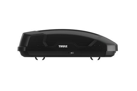 Thule dakkoffer Force XT S 300 liter Zwart mat