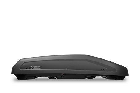 Modula Evo 470 dakkoffer zwart / anthraciet mat