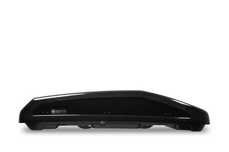 Modula Evo 550 dakkoffer hoogglans zwart