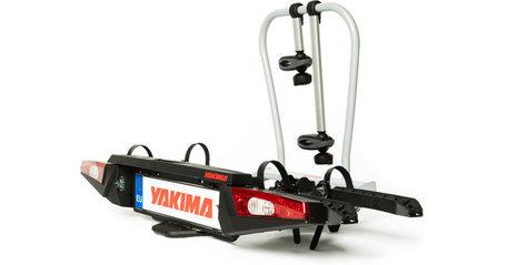 Testwinnaar! Fietsendrager Yakima Foldclick 2 - elektrische fietsen