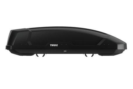 Thule dakkoffer Force XT XL 500 liter Zwart mat
