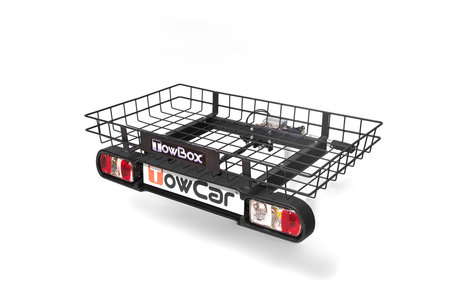 TowBox Cargo - Multifunctioneel trekhaak bagagerek