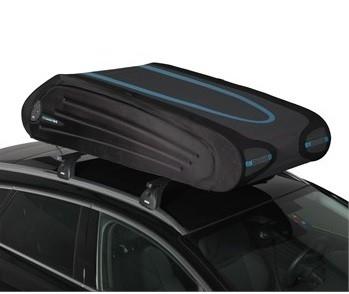 Flexibele / opvouwbare dakkoffer 540 liter met frame en slot !