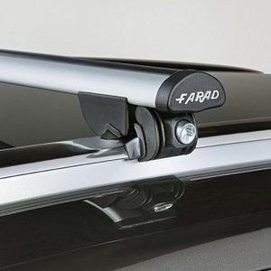 Farad Dakragers Peugeot 308 Sw Met Geintegreerde Dakrails