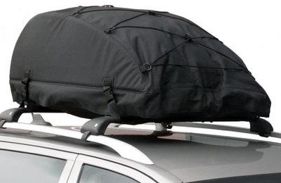 Flexibele opvouwbare dakkoffer 320 liter