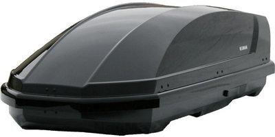 Dakkoffer 300 liter hoogglans zwart nu 99,95
