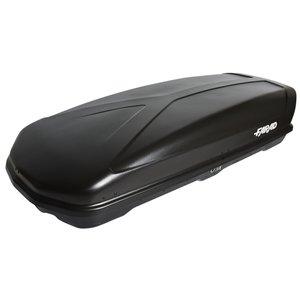 Farad Dakkoffer N21 Koral 630 liter mat zwart inclusief snelbevestiging