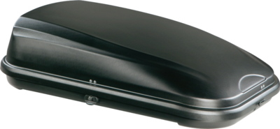 Dakkoffer 420 liter Mat zwart PerfectFit Travelbox