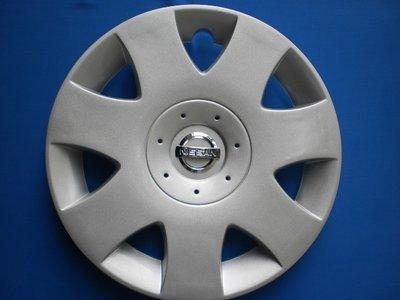 Wieldop/Wieldoppen Nissan Qashqai en Qasqai+2 - 16 inch - NIS484L16