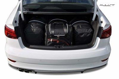Kofferbak tassenset Audi A3 Sedan 8V 2012 t/m 2016