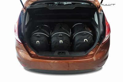 Kofferbak tassenset Ford Fiesta Hatchback 5 Deurs Vii 2008 t/m 2013
