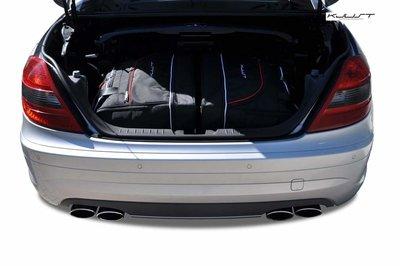 Kofferbak tassenset Mercedes Slk R171 2004 t/m 2011