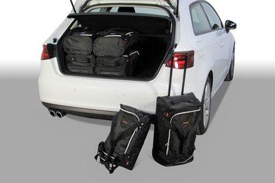 Carbags tassenset Audi A3 (8V) 2012-heden 3 deurs