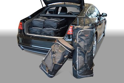 Carbags tassenset Audi A5 Sportback (8TA) 2009-2016 5 deurs