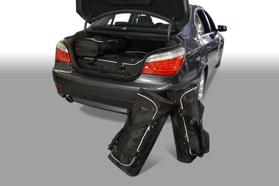Carbags tassenset BMW 5 series (E60) 2004-2010 4 deurs
