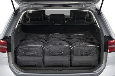 Carbags tassenset Skoda Superb II (3T) 2008-2015 5 deurs