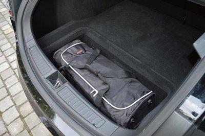 Carbags tassenset Tesla Model S 2012-heden Kofferbak trolley