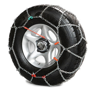 Sneeuwkettingen 255/70R15 - 13 mm (SUV en 4x4)
