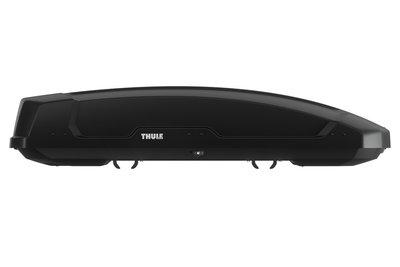 Thule dakkoffer Motion XT XL 500 liter Zwart Gloss